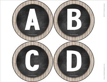 1314A36B 96A7 4006 AC4C 512FF81A976B - Bulletin Board Letters - Rustic Farmhouse Chic