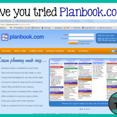 10 reasons to love Planbook.com
