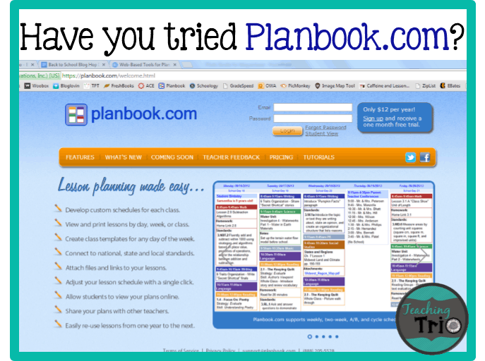 8 7 1 - 10 reasons to love Planbook.com