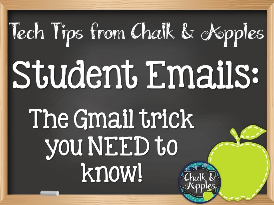StudentEmailstitle - Throwback Tech Tip Thursday! Student Emails