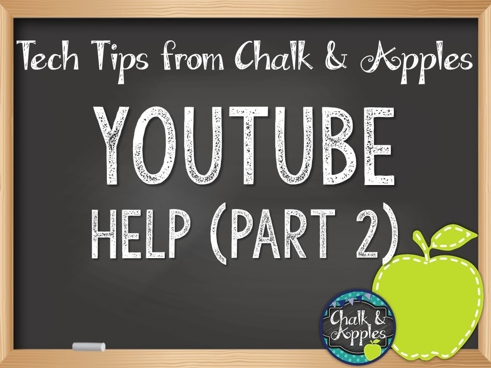 YouTubept2 - Tech Tip: YouTube Videos {part 2}