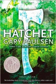 Hatchet - A Few of my Favorite... Books for reluctant readers