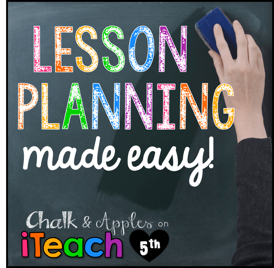 LessonPlanningMadeEasy - Lesson Planning Made Easy!