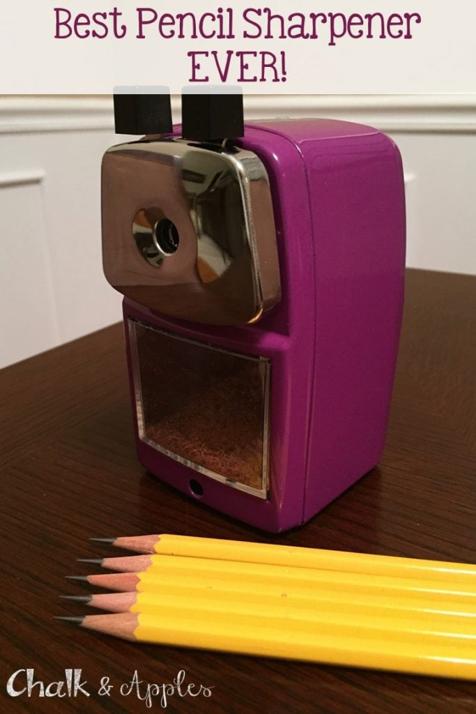 BestPencilSharpenerEver - My Very Favorite Pencil Sharpener has gone PURPLE!!
