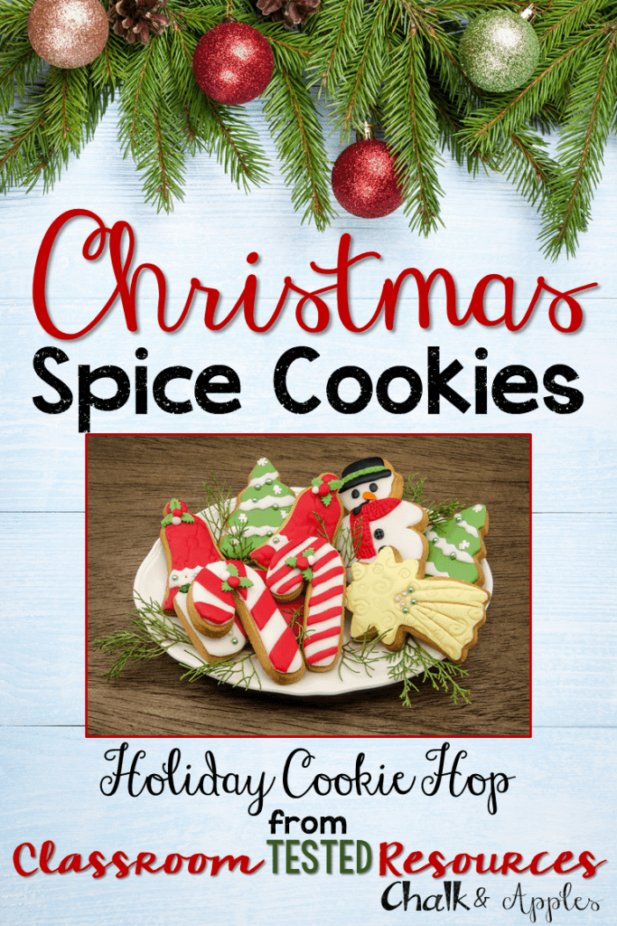 ChristmasSpiceCookies - Christmas Spice Cookies {Holiday Cookie Hop}