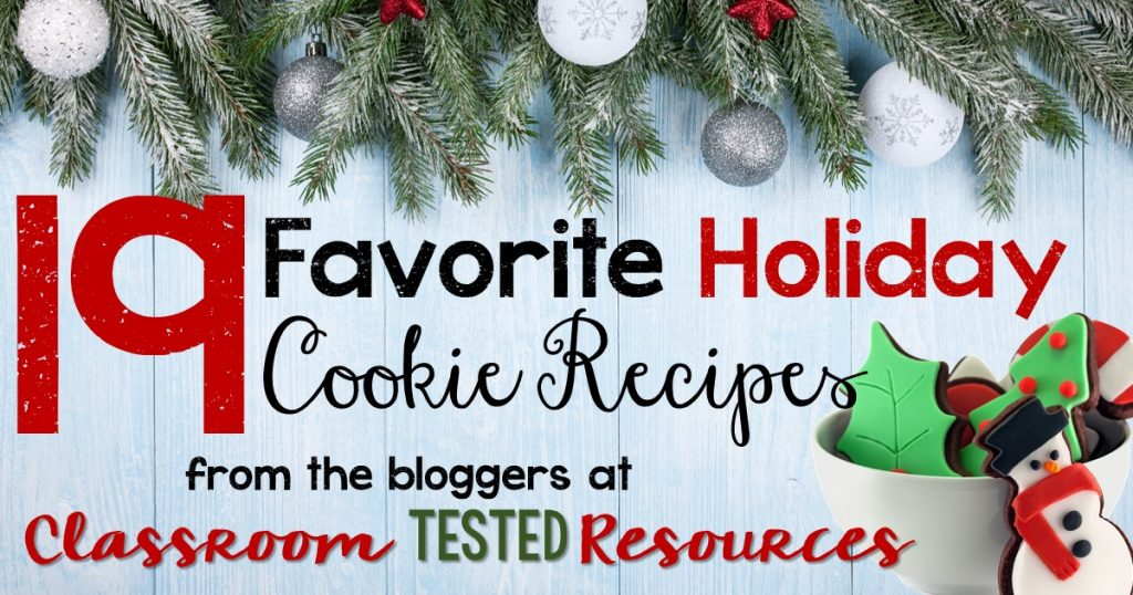 HolidayCookieHopFB - Christmas Spice Cookies {Holiday Cookie Hop}