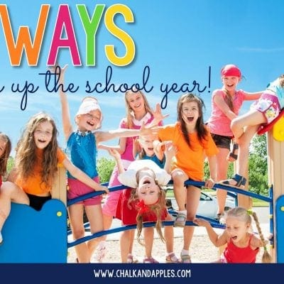 5 Fun Ways to Wrap Up the School Year