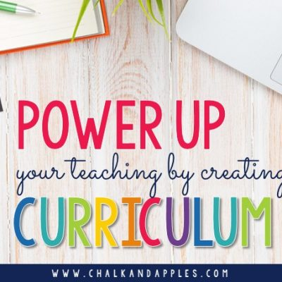 Power Up Your Teaching by Creating a Curriculum Map