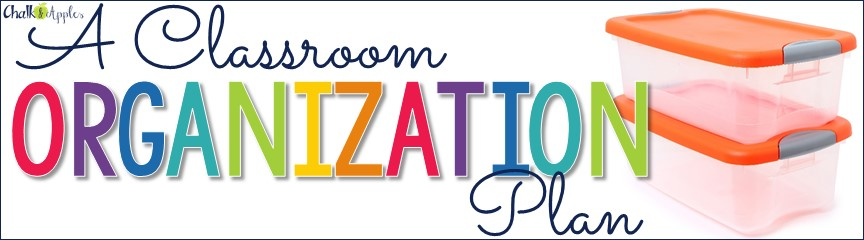 ClassroomOrganizationPlan - I wouldn't go back to school without...