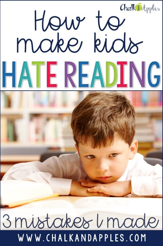 HowtoMakeKidsHateReading - How to Make Kids Hate Reading: 3 Mistakes I Made