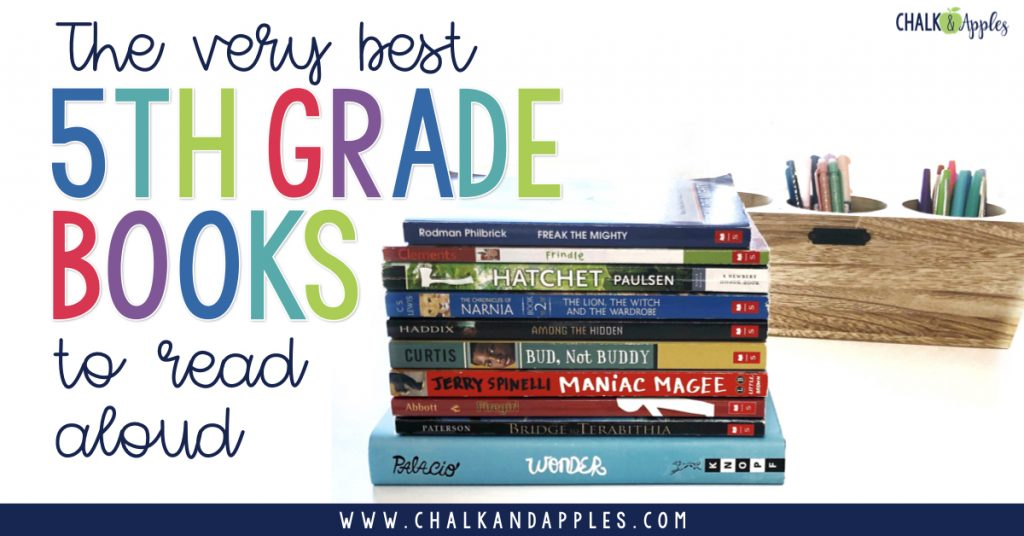 best 5th grade books to read
