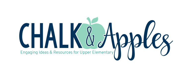 Chalk Apples header - FREE Back to School Planning Guide
