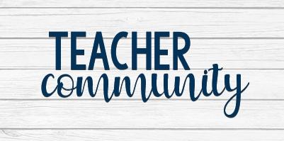 Join the Facebook upper elementary teacher community!