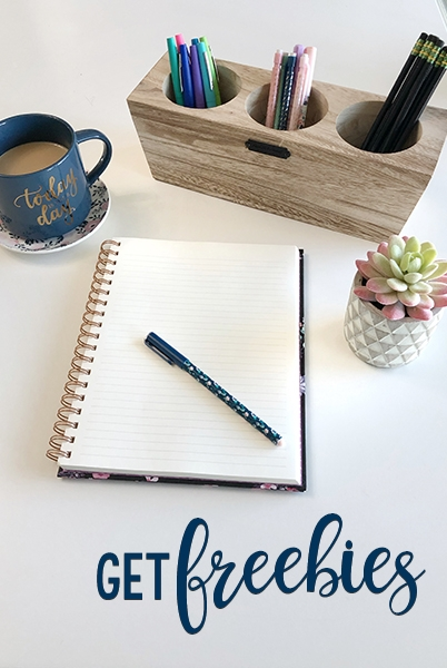 Subscribe to my email list for freebies, tips, & more!