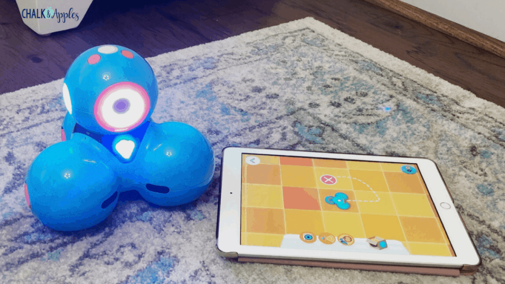 Coding for kids with Dash
