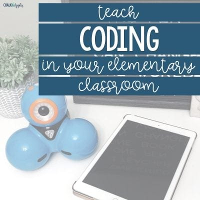 Teach Coding in the Elementary Grades