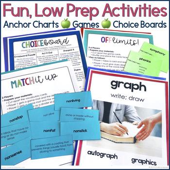 3rd 4th Grade Vocabulary Unit 2 Greek Latin Roots 4.jpg - 3rd & 4th Grade Vocabulary UNIT 2 - Greek & Latin Roots