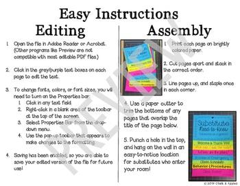 5FDE07AA EA30 4E00 9E41 2FBF4EE0E487 - Substitute Info Flipbook (Editable Flip Book)