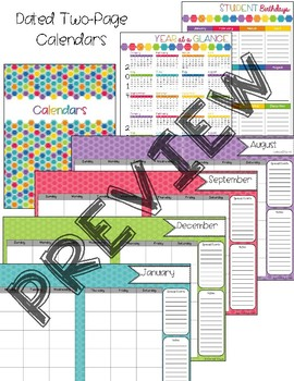 8072CE9D 1AD9 413C 8102 91E8995867C0 - Editable Rainbow Teacher Planner