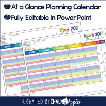 ADCEBDEA F6B9 4C15 BBAB E29AC8C257A6 - Editable Curriculum Map Planning Calendar