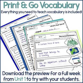 B7DB7947 0CB6 414E 8DE7 F8CA9D506C7B - 3rd & 4th Grade Vocabulary UNIT 4 - Greek & Latin Roots