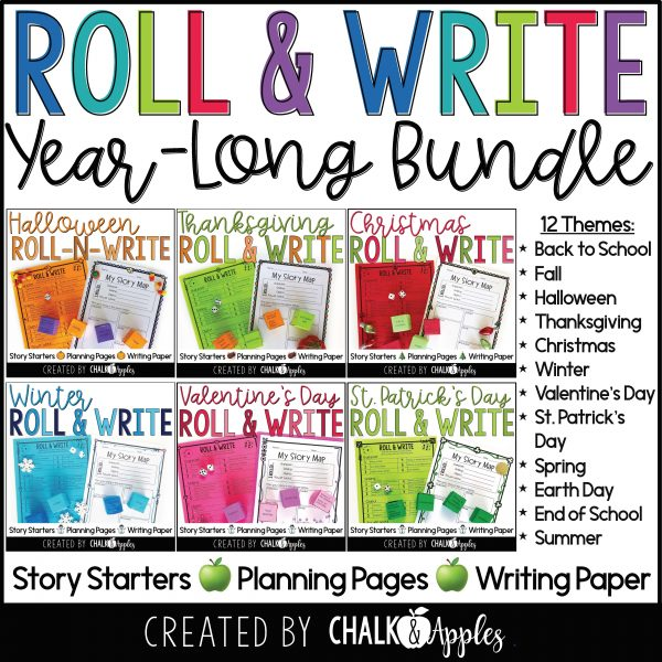 Roll & Write Bundle