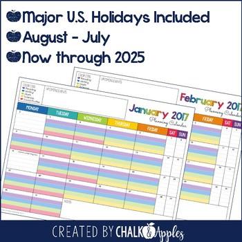 EF96E742 898E 4636 892A 01551F176AE3 - Editable Curriculum Map Planning Calendar