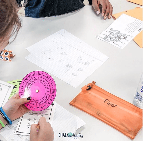 Escape Games - How to Use Classroom Escape Games to Differentiate Instruction