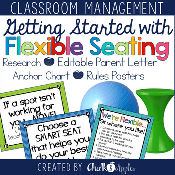 Flexible Seating Rules Editable Parent Letter 1.jpg - Flexible Seating Rules & Editable Parent Letter