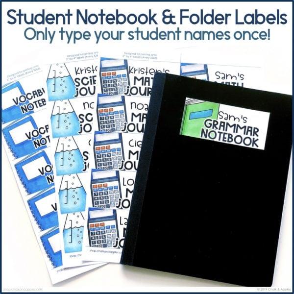 Instant Teacher Timesavers.002 - Instant Editable Teacher Timesavers Bundle
