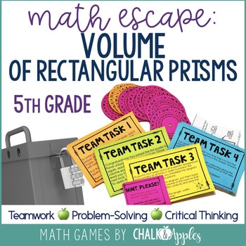 Math Escape Game Volume Of Rectangular Prisms 1.jpg - Math Escape Game - Volume of Rectangular Prisms