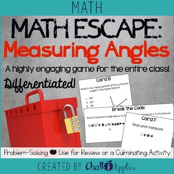 Measuring Angles Math Escape Game 1.jpg - Measuring Angles Math Escape Game