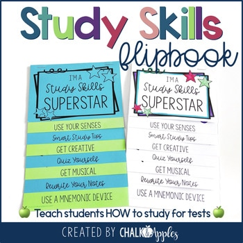 Study Skills Flipbook 1.jpg - Study Skills Flipbook
