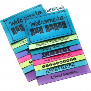 back to school flipbook - Using a Back to School Flipbook for Distance Learning